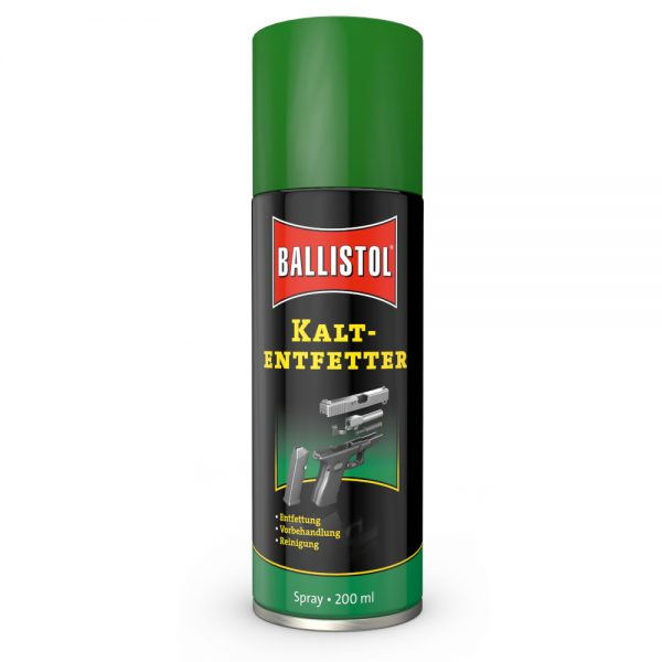 Ballistol Robla Kaltentfetter Spray 200ml