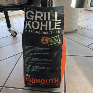 Monolith Grillkohle 3kg