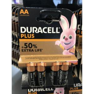 Duracell Mognon AA 4er Pack
