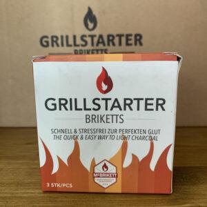 McBrikett Grillstarter Briketts