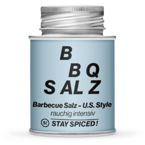Spiceworld 54401 BBQ Salz