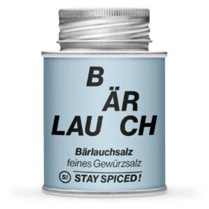 Spiceworld 54412 Bärlauchsalz