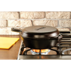 Lodge Combo Cooker LCC3