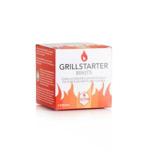 McBrikett Grillstarter