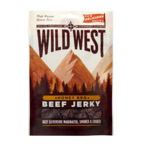 Wild West Jerky Honey BBQ